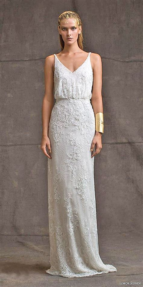 Best 25  Greek wedding dresses ideas on Pinterest   Greek