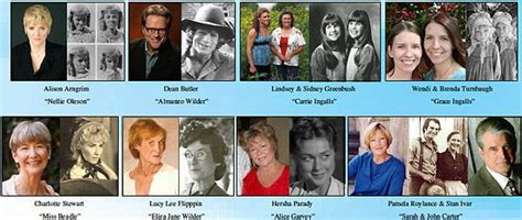 little house on the prairie cast then and now pictures little house on the prairie cast then and now what little house on the prairie