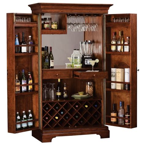 Corner Bar Cabinet Ideas U Shaped Corner Bar Cabinet Design With Glass Door Wine Coolers Homes Showcase