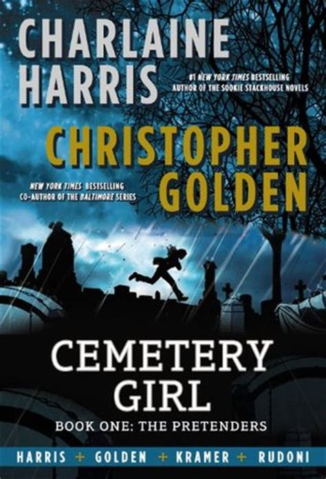 cemetery books the pretenders the cemetery trilogy 1 by