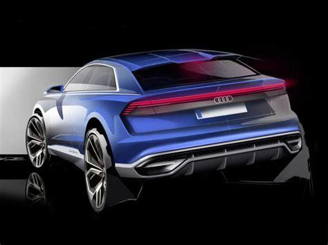 audi q8 concept car design