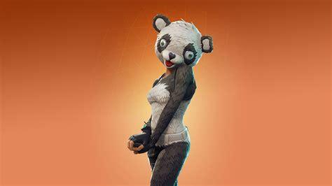 panda team leader   hd fortnite battle royale