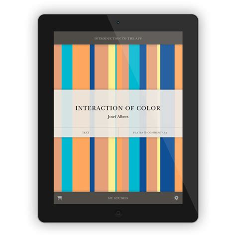 Interaction Of Color App Cool Hunting Colors App