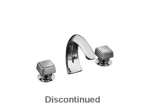 Kohler Alterna Faucet Parts by Alterna 174 Widespread Lavatory Faucet With Crescent Spout
