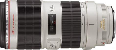 Lensa Canon 70 200mm F 2 8 Is L Ii spesifikasi dan harga lensa canon ef 70 200mm f 2 8l usm