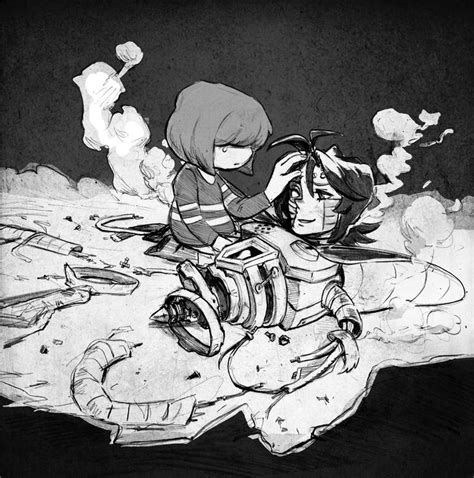 mettaton and frisk undertale frisk fandom and 1000 images about undertale no more updates on
