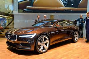 volvo new cars volvo bmw 5 series with s90 model says report
