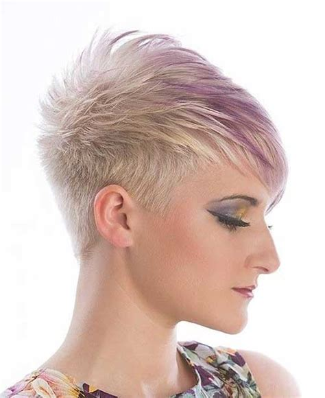 Short Hairstyles: Asymmetrical Short Hairstyles 2016 Short