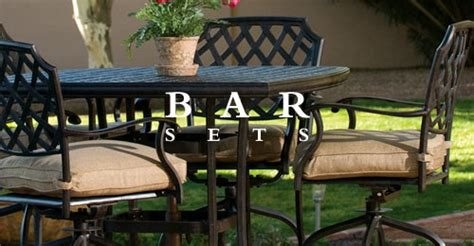 patio furniture bar sets bar height patio dining sets patio design ideas