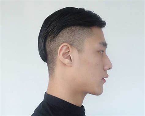 asian combover with short sides fun an edgy asian men hairstyles