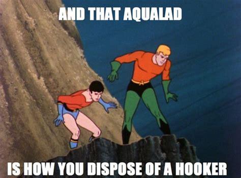 Aquaman Meme - superhero casting calls batman v superman tim s film