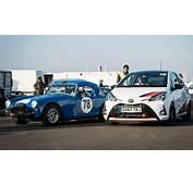 Yaris GRMN Takes On The Pomeroy Trophy  Toyota
