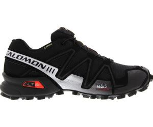 Wintervögel In Deutschland 4094 by Salomon Speedcross 3 Gtx Black Black Silver Metallic X Ab