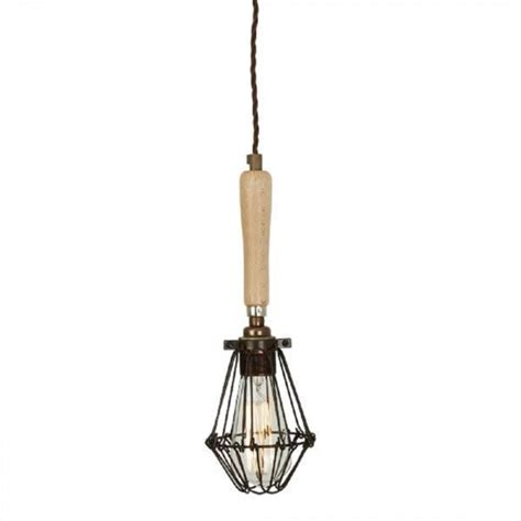 Industrial Style Pendant Lights Uk Vintage Industrial Style Hanging Ceiling Pendant Light On Braided Cable