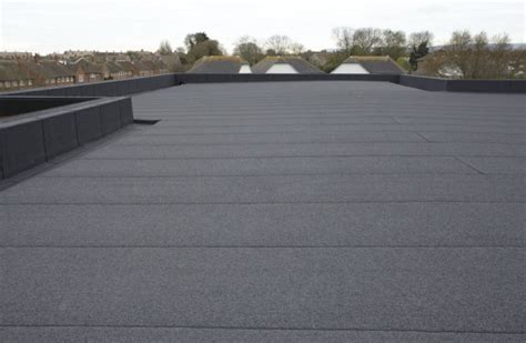 Flat Roof Coverings Studies A Selection Of Our Roofing Projects