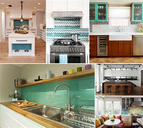 Kitchen Backsplash Alternatives by 10 Beauteous Alternatives To A Subway Tile Backsplash