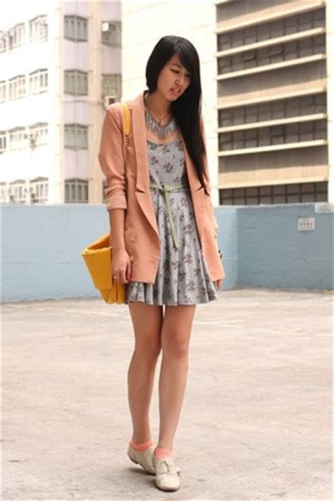 Korea Set Import Light Pink gold zara bags periwinkle from japan dresses light pink korea blazers quot no brainer quot by