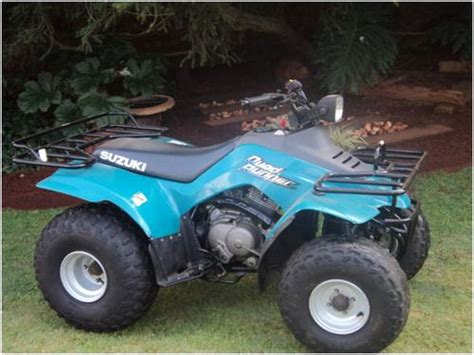Suzuki 160 Atv Used Suzuki Quadrunner 160 2001 Bike For Sale Quads