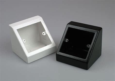 Pedestal Boxes pb100 single pedestal box