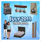 July 2011 Mart S - compilations store the sims 3