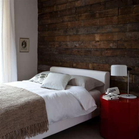 wandgestaltung schlafzimmer holzpaneele f 252 r eine au 223 erordentliche wandgestaltung