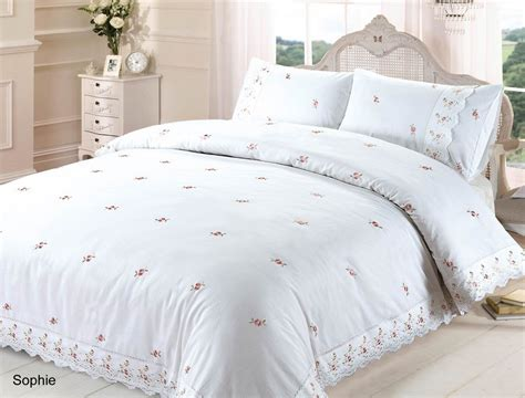 White Quilt Cover King by White Duvet Quilt Cover P Bedding Bed Sets Single King King Ebay