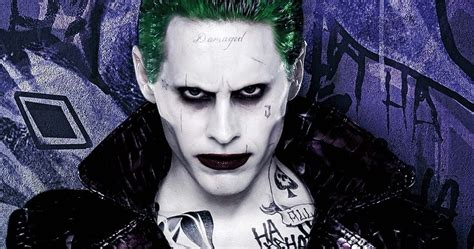 New Wig Harley Squad Justice League Joker squad photos show the joker s wonderful new toys movieweb