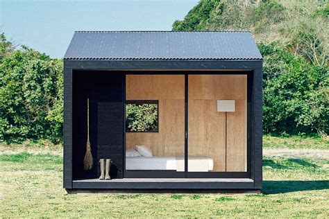 tiny house facts muji hut tiny house is now on sale in japan for 26k curbed