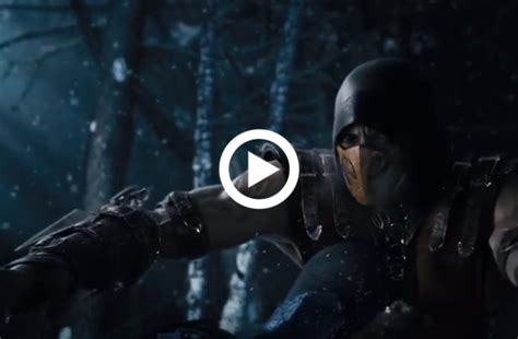Mortal Kombat X   Trailer   GearMoose