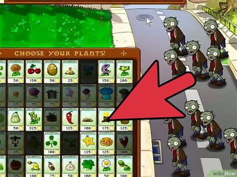plants vs zombie en fomix comment tricher 224 plantes contre zombies 11 233 tapes