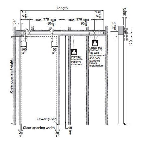 Barn Door Sizes Barn Door Dimensions Remodelaholic 35 Diy Barn Doors Rolling Door Hardware Ideas Interior