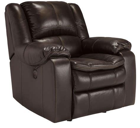 long recliner long knight brown rocker recliner 8890525 ashley furniture