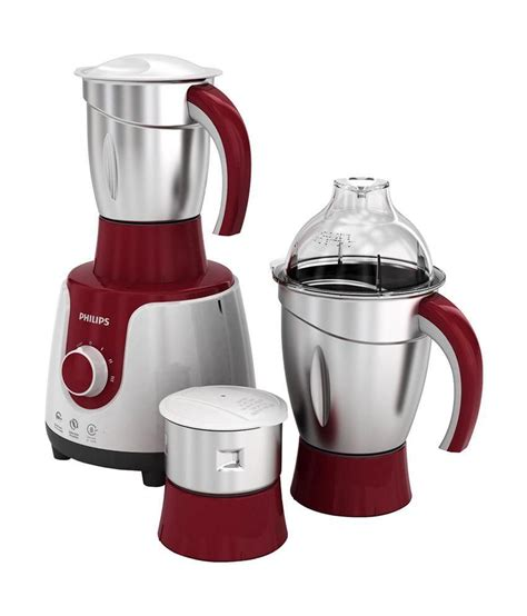 Mixer Juice philips hl7720 00 juicer mixer grinder and white at