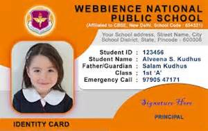 id card template school id card templates 20120601