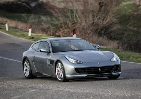 gtc4lusso t automotive car news