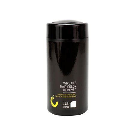 hair color remover walmart colortrak wipe hair color remover 100 wipes 6044