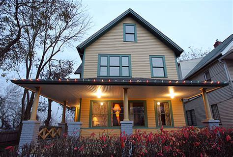 Story House a christmas story house ralphie s actual house from a