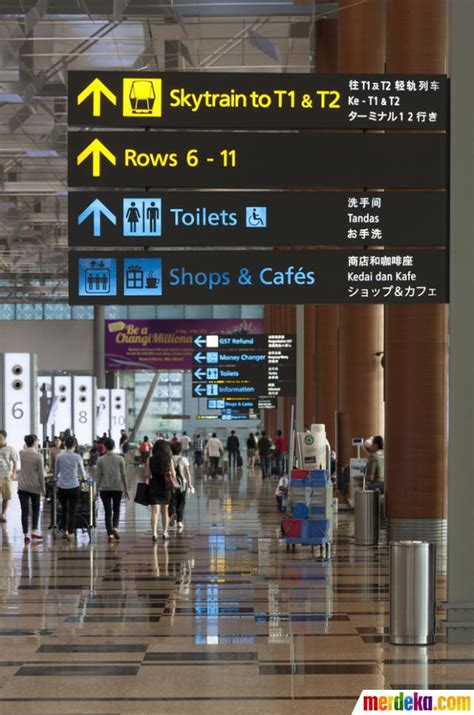 film terbaik sedunia foto changi dinobatkan menjadi bandara terbaik sedunia