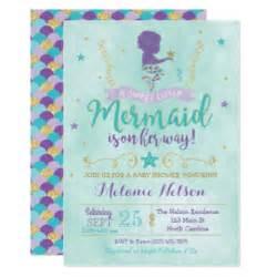 mermaid invitations 400 mermaid announcements amp invites