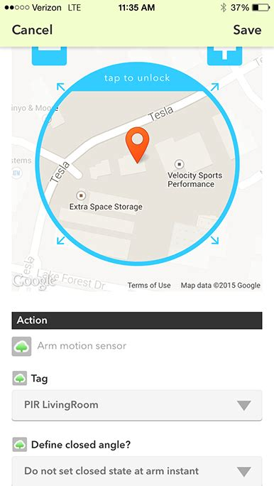 can you put a motion sensor on any light wireless tag ios app user manual