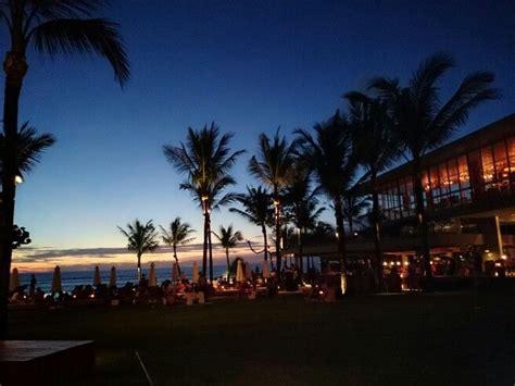 twilight  beach club potato head seminyak bali
