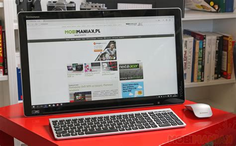 Lenovo Home 500 Lenovo Home 500 Test Tabletu I Komputera Aio W Jednym