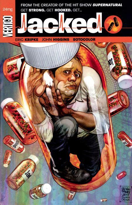 Jacked Tp Eric Kripke Komik Comic Vertigo Book Import Us jacked tp mr discount comic book service