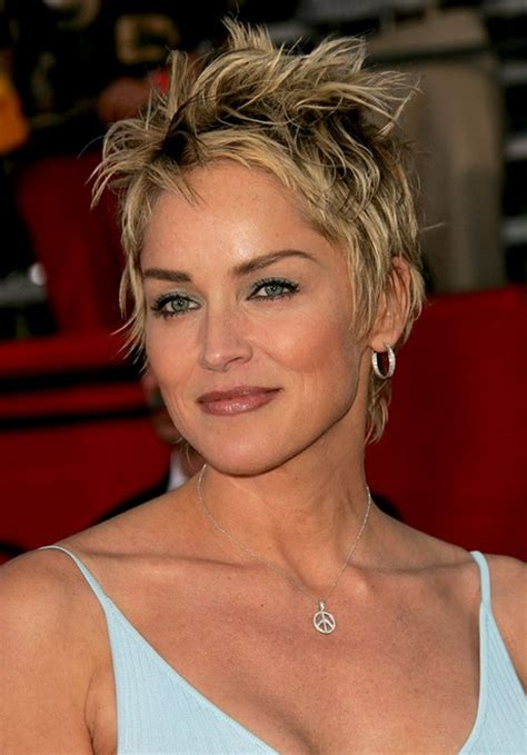 funky hairstyles for over 50 trendy short haircuts for women over 50