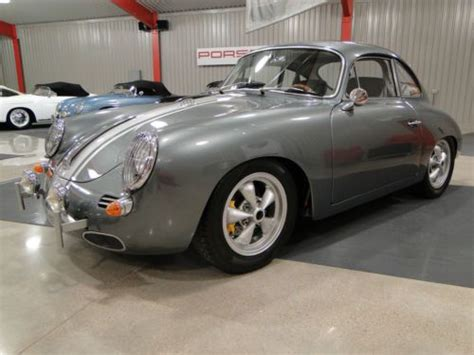 porsche outlaw for sale find used 1962 porsche 356 electric sunroof coupe outlaw