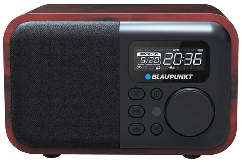Home Radio With Bluetooth by Blaupunkt Audio