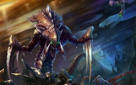 starcraft wallpaper starcraft wallpapers pictures images