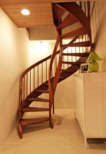 Wooden Spiral Stairs Design What You Need To About Spiral Staircases