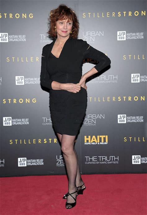 Dress Susan susan sarandon black dress susan sarandon clothes