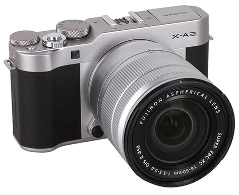 mirrorless digital review fujifilm x a3 mirrorless review shutterbug